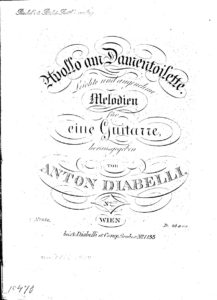 Apollo and Damentoilette No. 3-4