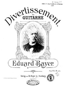 Divertissement fur Guitarre