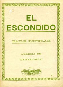El Escondito (Baile popular)