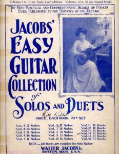 Jacob's Easy Guitar Collection of Solos and Duets Volume 11