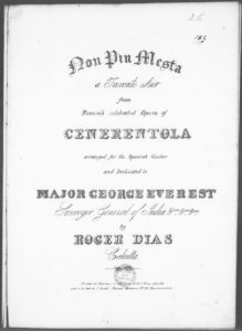 Non Più Mesta, a Favorite Air from the Celebrated Opera of Cenerentola , arranged for the Spanish Guitar