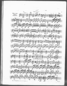 Pot Pourri of Favorite Airs from Weber s Celebrated Opera Der Freyschutz, arranged for the Guitar  Flute . Op. 118