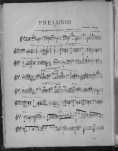 Preludio 7degree mark.