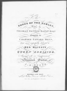 The Songs of the Hamlet